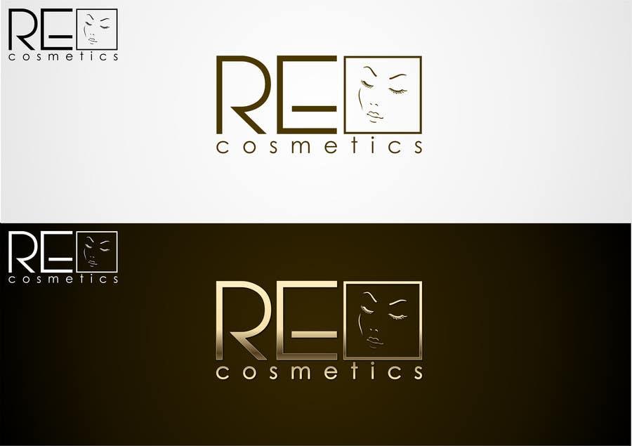 Konkurrenceindlæg #                                        37                                      for                                         Design a Logo for cosmetics shop