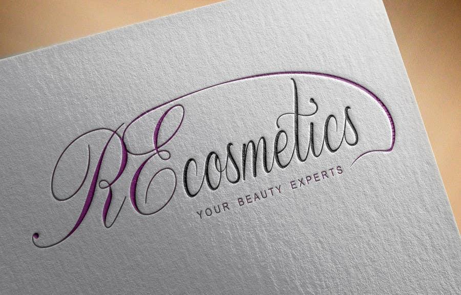 Konkurrenceindlæg #                                        58                                      for                                         Design a Logo for cosmetics shop
