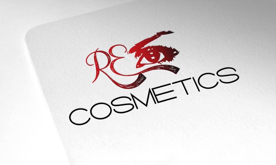Konkurrenceindlæg #                                        48                                      for                                         Design a Logo for cosmetics shop