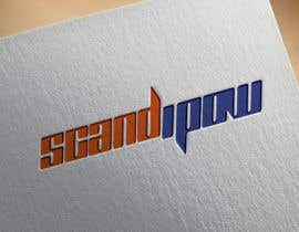 #36 para Simple and neat logo needed for ScandiPow (Title only so no extra graphics needed) por nazish123123123