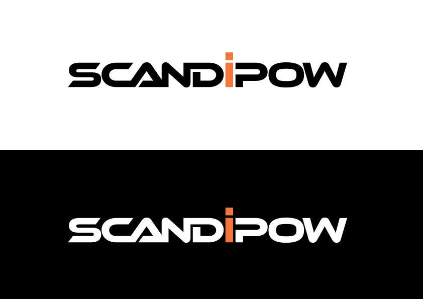 Contest Entry #                                        63                                      for                                         Simple and neat logo needed for ScandiPow (Title only so no extra graphics needed)