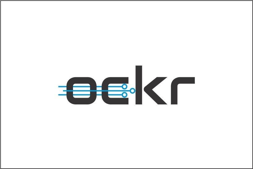 Contest Entry #                                        9                                      for                                         Design a Logo for ockr