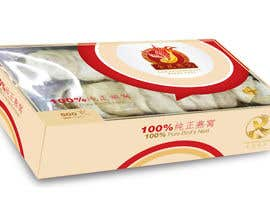 #18 para Create Print and Packaging Designs for Wholesale Edible Bird's Nest Packaging por VVICK