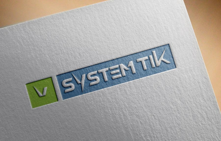 Contest Entry #                                        36                                      for                                         logo for company name : SystemTIK