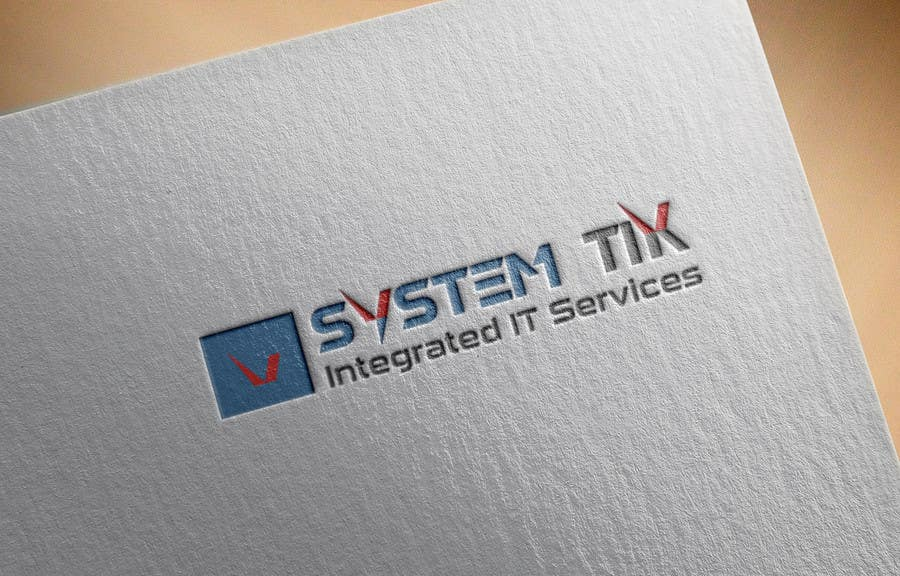 Contest Entry #                                        50                                      for                                         logo for company name : SystemTIK