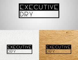 #7 para Design a Logo for Executive Dry por chriscandoitall