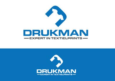 #45 for Ontwerp een Logo for a new company in screenprinting DRUKMAN af affineer