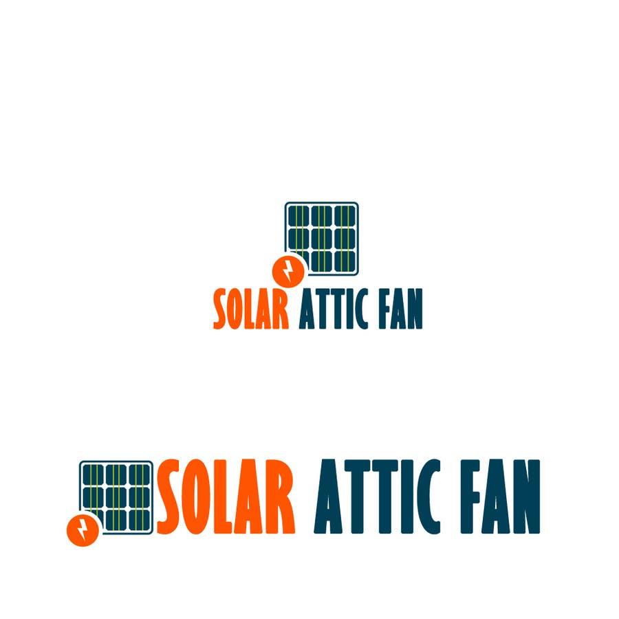 Konkurrenceindlæg #                                        4                                      for                                         Solar Attic Fan
