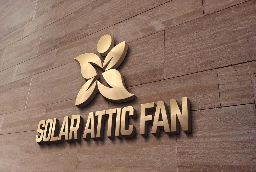 Konkurrenceindlæg #                                        9                                      for                                         Solar Attic Fan