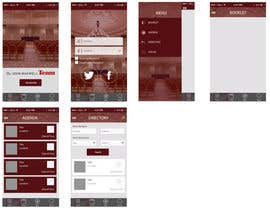 #9 for Design a Website Mockup for an APP af sabhyata18