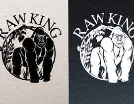 #212 for RawKing Foods Gorilla Design by rafaEL1s
