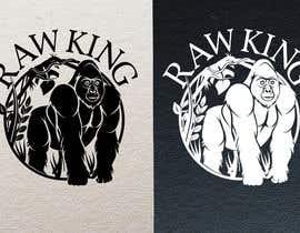 nº 212 pour RawKing Foods Gorilla Design par rafaEL1s