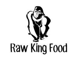 nº 75 pour RawKing Foods Gorilla Design par mohinimenon
