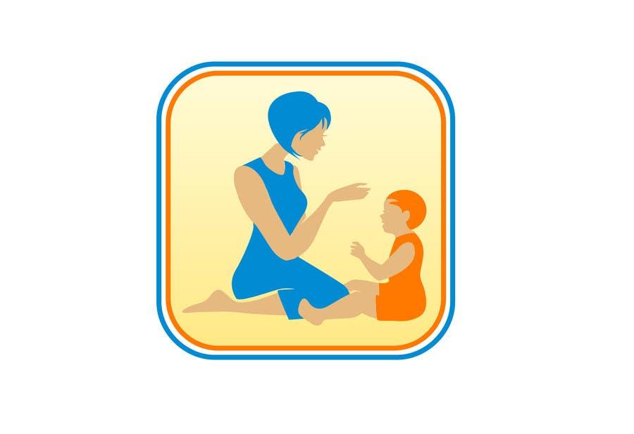 Konkurrenceindlæg #                                        50                                      for                                         визуализация детско-родительских образов для мобильного приложения
