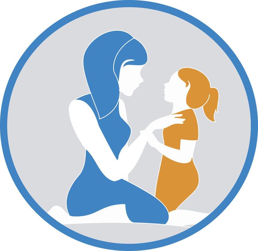 Konkurrenceindlæg #                                        45                                      for                                         визуализация детско-родительских образов для мобильного приложения
