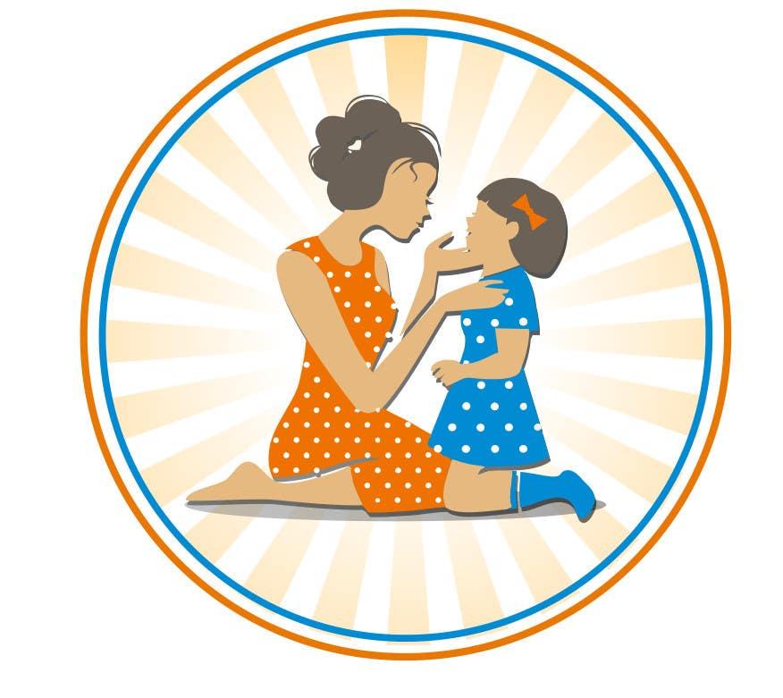 Konkurrenceindlæg #                                        71                                      for                                         визуализация детско-родительских образов для мобильного приложения