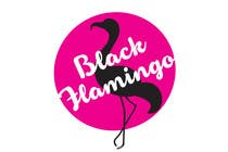 Design a Logo for Black Flamingo Clothing Company. için Graphic Design14 No.lu Yarışma Girdisi