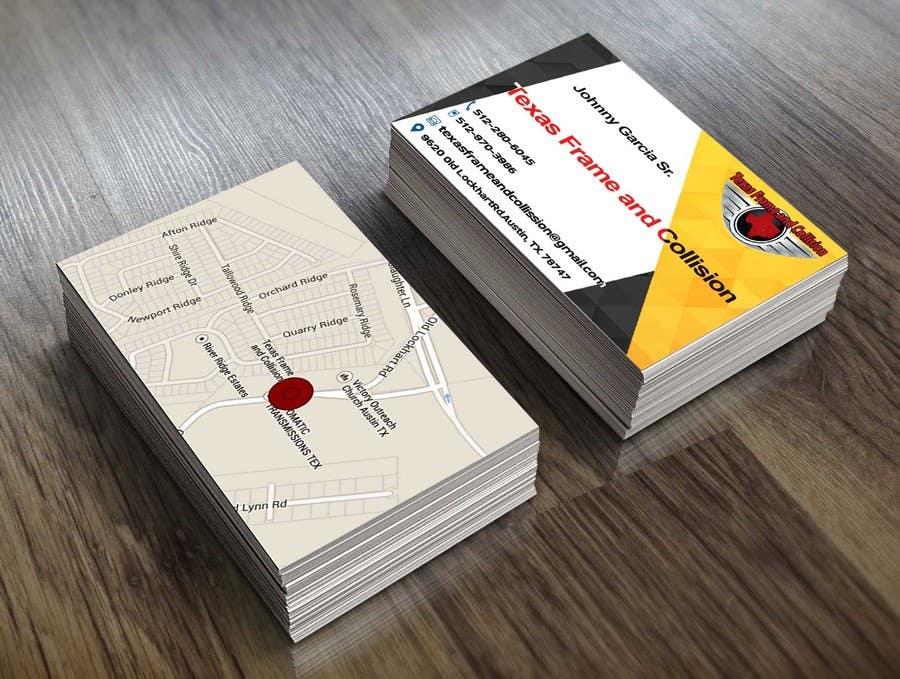 Konkurrenceindlæg #                                        17                                      for                                         Design some Business Cards for Jake 1 Tx F