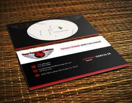 #14 untuk Design some Business Cards for Jake 1 Tx F oleh ghani1
