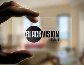 #32 para Design a Logo for Black Vision Media por Naumovski