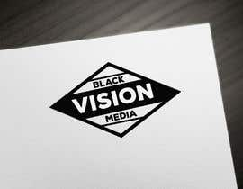 #33 para Design a Logo for Black Vision Media por Naumovski