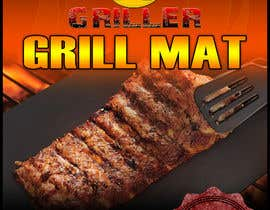 #3 for Mad Griller Flyer/Cover/Print af drfranzy