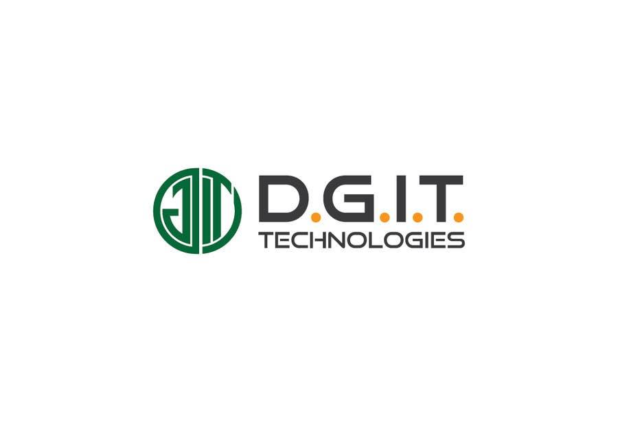 Proposition n°6 du concours Design a Logo for D.G.I.T Technologies (An IT Web Design Company)