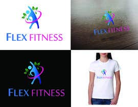 #29 for Design a Logo for FLEX FITNESS by hasanimran3232