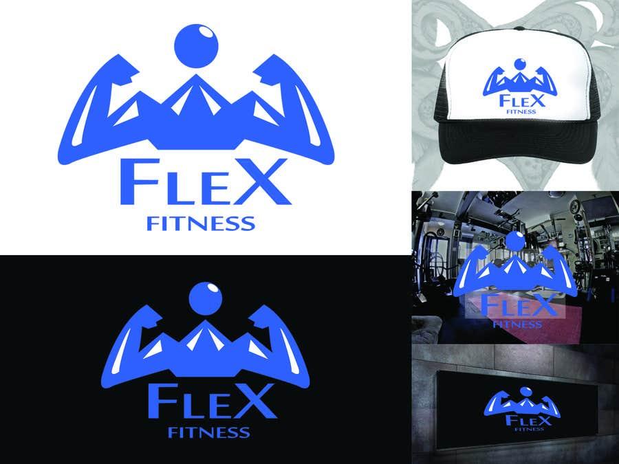 Konkurrenceindlæg #30 for Design a Logo for FLEX FITNESS