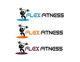 #35 para Design a Logo for FLEX FITNESS por ryreya