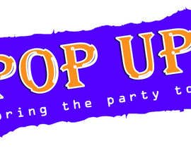 graphicscreative tarafından Design a Logo for Popup-Events için no 11