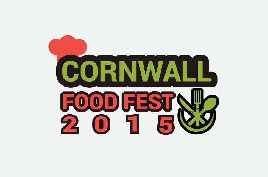 Contest Entry #                                        19                                      for                                         Design a Logo for food festival