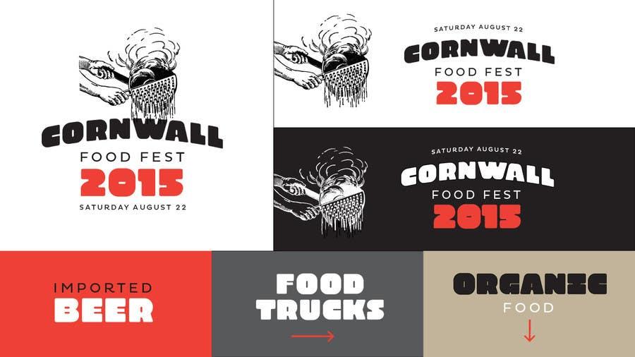 Contest Entry #                                        2                                      for                                         Design a Logo for food festival