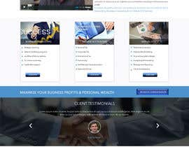 #8 para Home Page Design & Implementation por webidea12