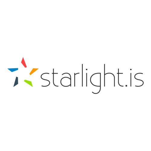 Inscrição nº 126 do Concurso para Design a Logo for starlight.is