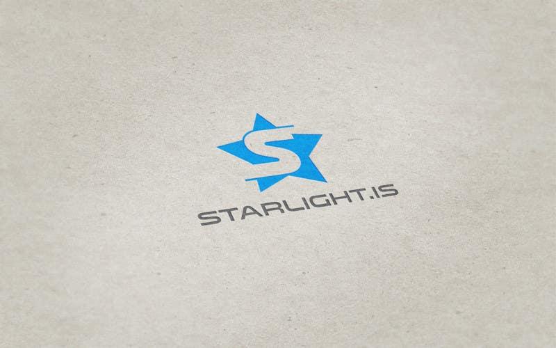Inscrição nº 147 do Concurso para Design a Logo for starlight.is