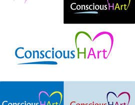 #29 for Design a Logo for Conscious HArt CONTEST CLOSED WINNER PICKED af omwebdeveloper