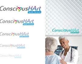 BuDesign tarafından Design a Logo for Conscious HArt CONTEST CLOSED WINNER PICKED için no 8