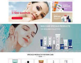 #10 cho Design a Website for PARSA SKIN CARE bởi webidea12