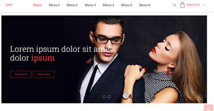 #1 cho Design a Website for PARSA SKIN CARE bởi WeakyRock