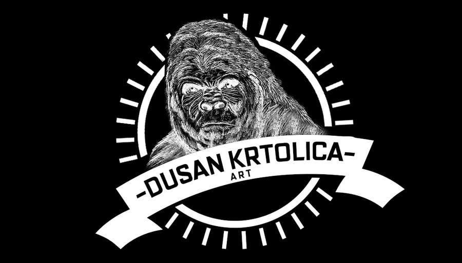 Kilpailutyö #22 kilpailussa Design a Logo for young artist