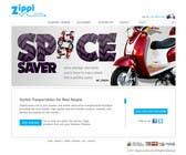 Graphic Design Конкурсная работа №65 для ZippiScooter.com Ad Campaign