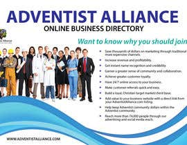 #3 for Design an Advertisement for AdventistAlliance.com af sunsum