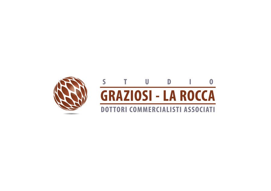 "Bài tham dự cuộc thi #                                        48                                      cho                                         design logo for brand ""graziosi la rocca"""