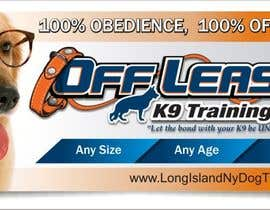#9 untuk Design a Logo and Cover Photo for Off Leash K9 Long Island oleh indraDhe
