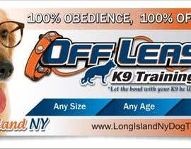 #13 untuk Design a Logo and Cover Photo for Off Leash K9 Long Island oleh indraDhe