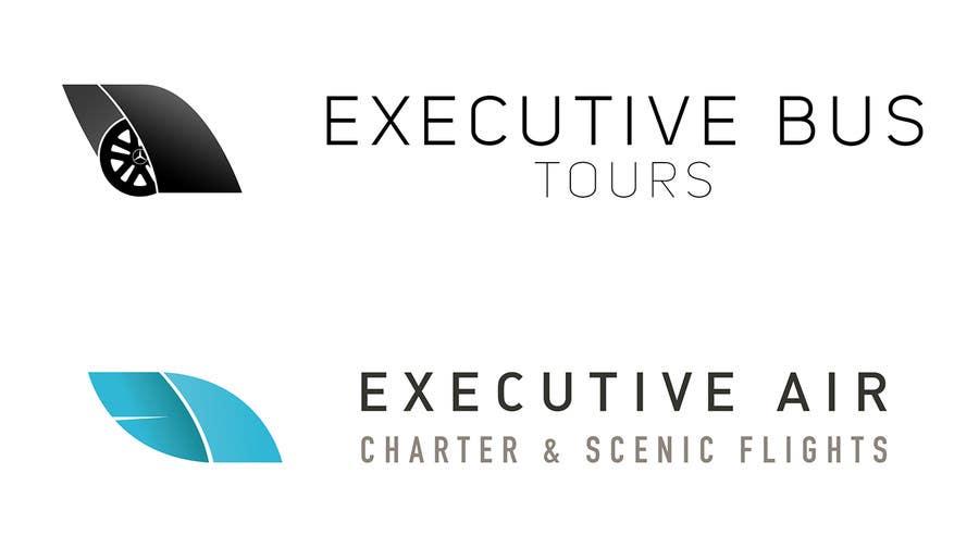 Konkurrenceindlæg #                                        81                                      for                                         Design a Logo for Executive Bus Tours
