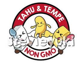 #8 para Alter some Images for TAHU TEMPE NON GMO por Stevieyuki