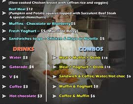 #9 cho Design Menu for a two day bodybuilding event bởi baenajesus75