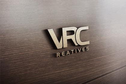 #75 cho Design a Logo for VRC (VRCREATIVES) bởi smnoyon55